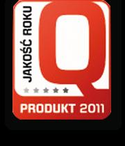 jakość roku produkt 2011