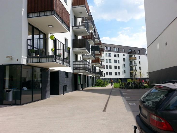 Apartamentowce Szeligowska