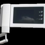 Domofony z monitorem